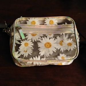 NWT Sunflower Crossbody Purse